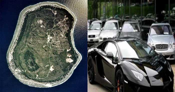 모든 국민이 '람보르기니', '포르쉐'를 타고 다녔던.. '지상낙원'이었던 국가