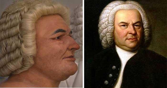 그림으로 남겨진 '역사적 인물'들의 얼굴을 복원한 모습