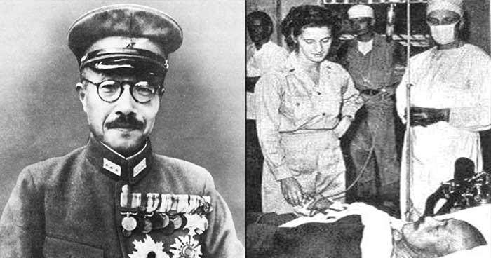 미국이 자살 시도한 'A급 전범' 도조 히데키를 살려준 이유