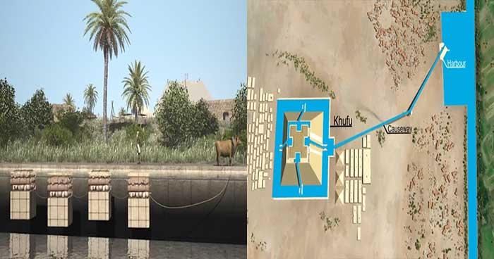 고대 '피라미드'는 사실 거대한 수력펌프였다는 설