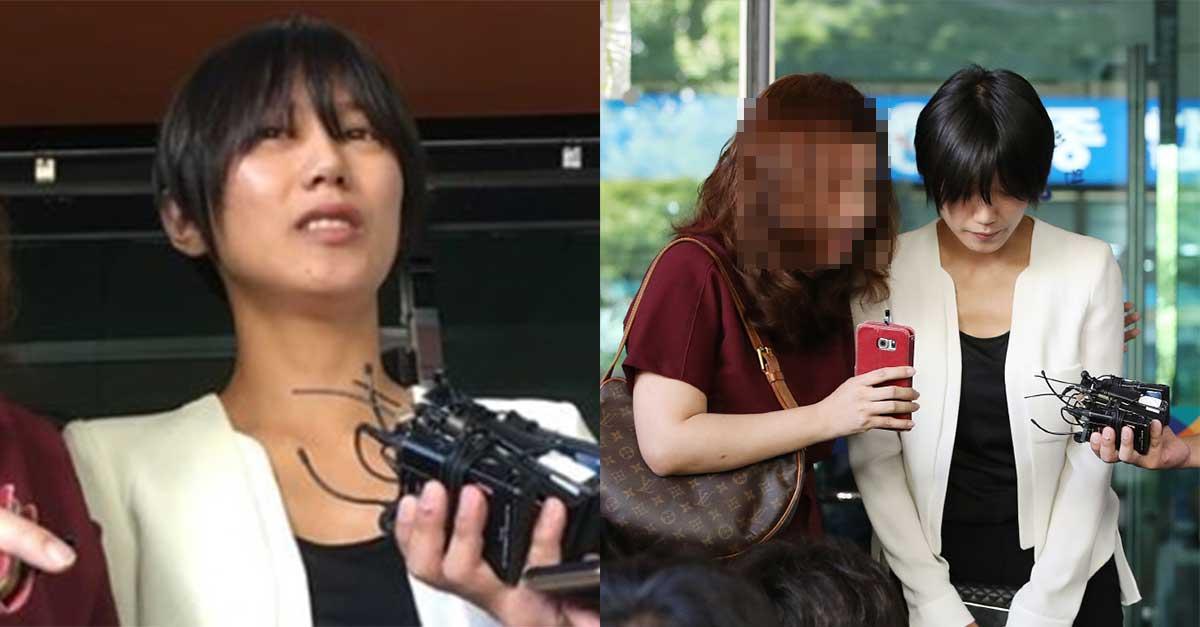 """""""학비 마련 위해 촬영""""..양예원이 최근 재판에서 한 말"""