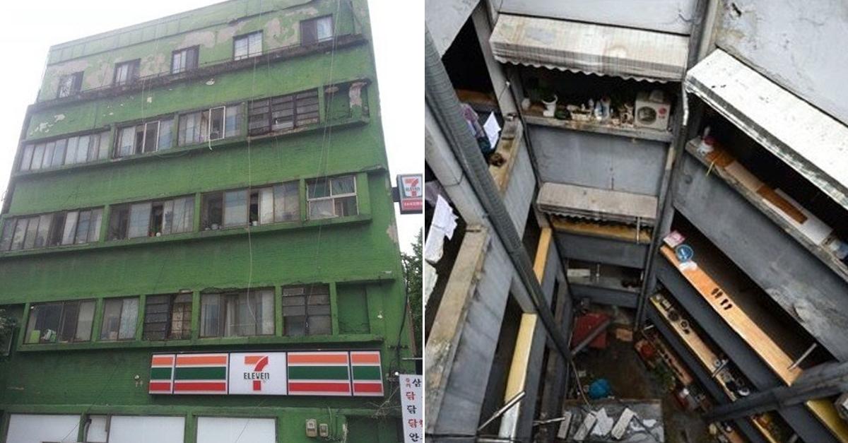 대한민국에서 가장 오래되었다는 아파트.jpg