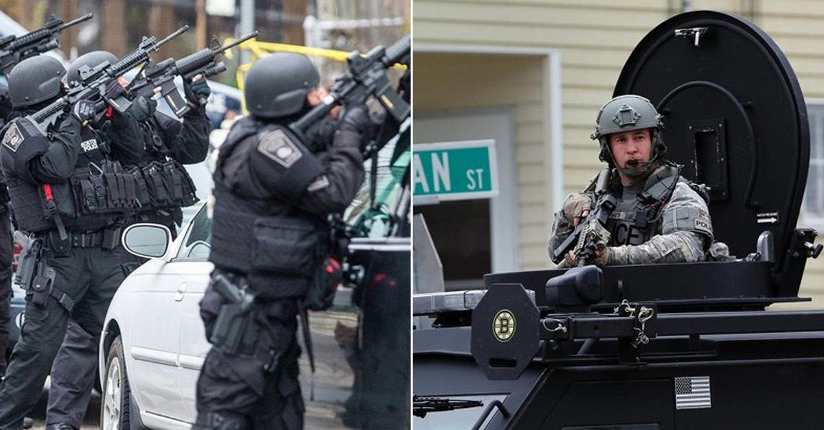미국 보스턴 '폭탄 테러' 당시, 현장에 출동했던 미국 기관들