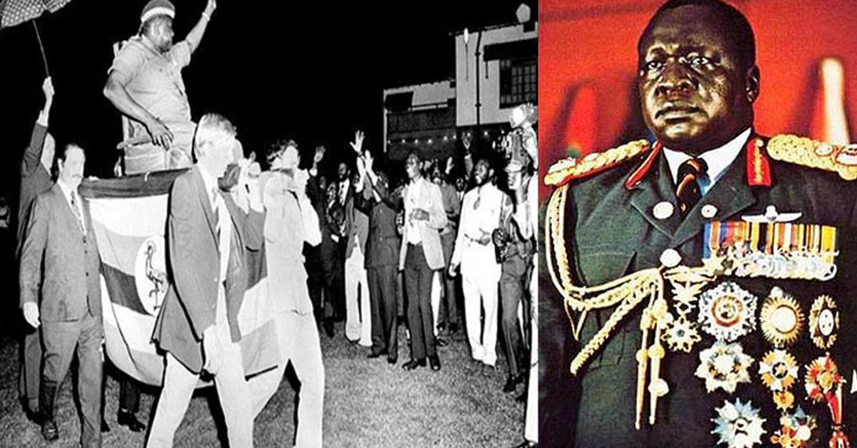 독재자 중, 가장 엽기적이었던 '아프리카 히틀러' 정체