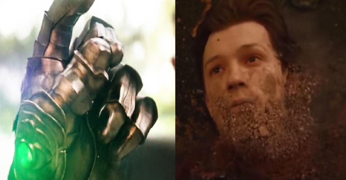 타노스가 인피니티워에서 어벤져스 히어로들 모두를 죽-이지 않은 이유