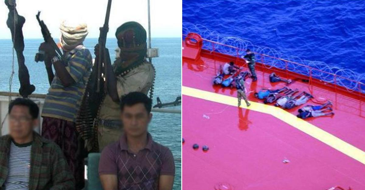 소말리아 해적이 '러시아'는 절대 건드리지 않는 이유