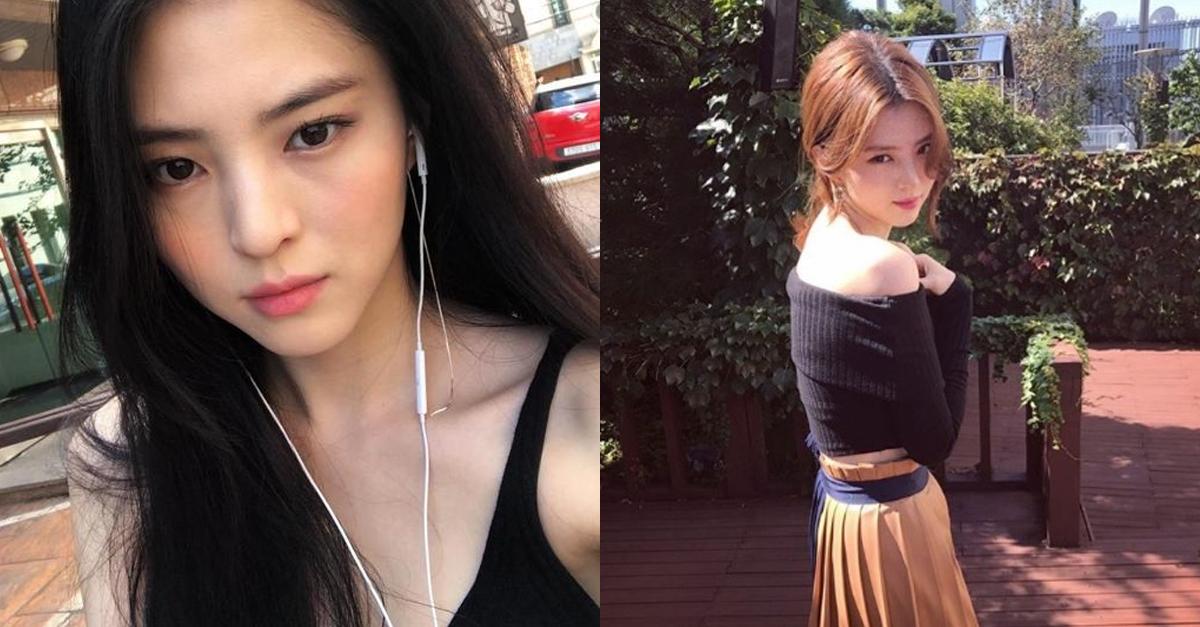 연예계 데뷔 후 '실물' 밝혀진 SNS 여신 출신 여배우