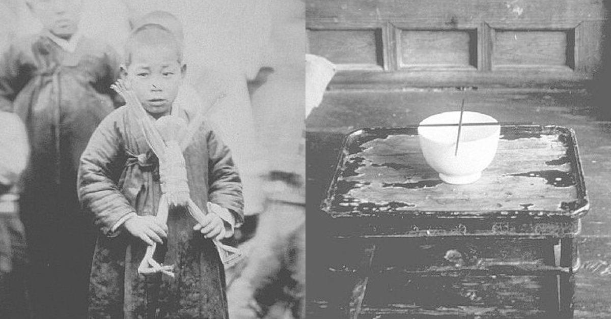 조선시대 사람들이 실제로 믿었다는 황당한 민간요법