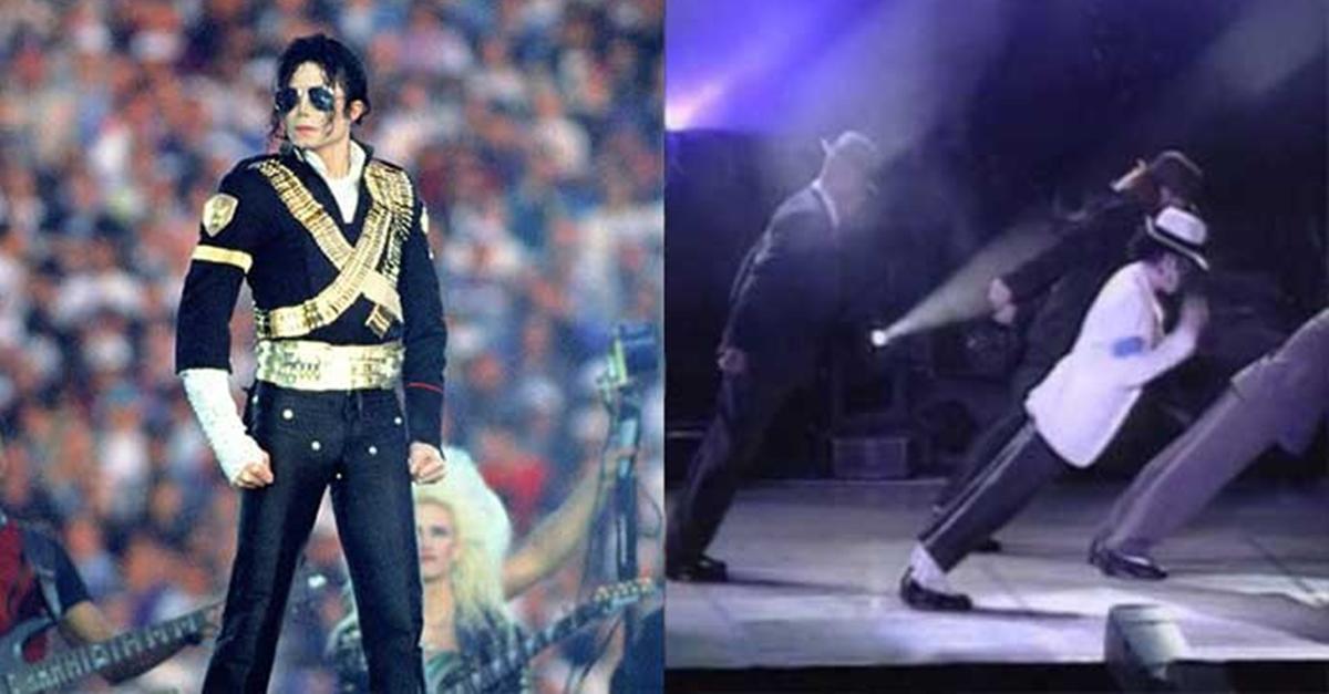 마이클 잭슨이 춤을 위해 직접 개발해서 특허까지 낸 신발