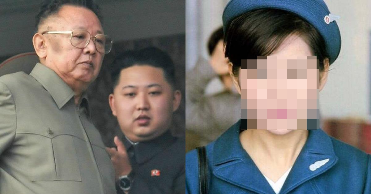김정일이 미친듯이 좋아했었다는 일본 여배우