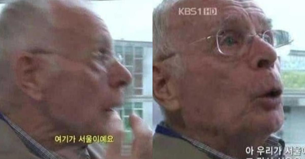대한민국이 너무 싫다던 영국 할아버지 근황.jpg