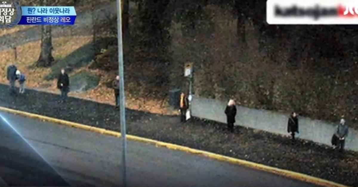 핀란드 사람들이 '버스 정류장' 줄 서는 특이한 방법