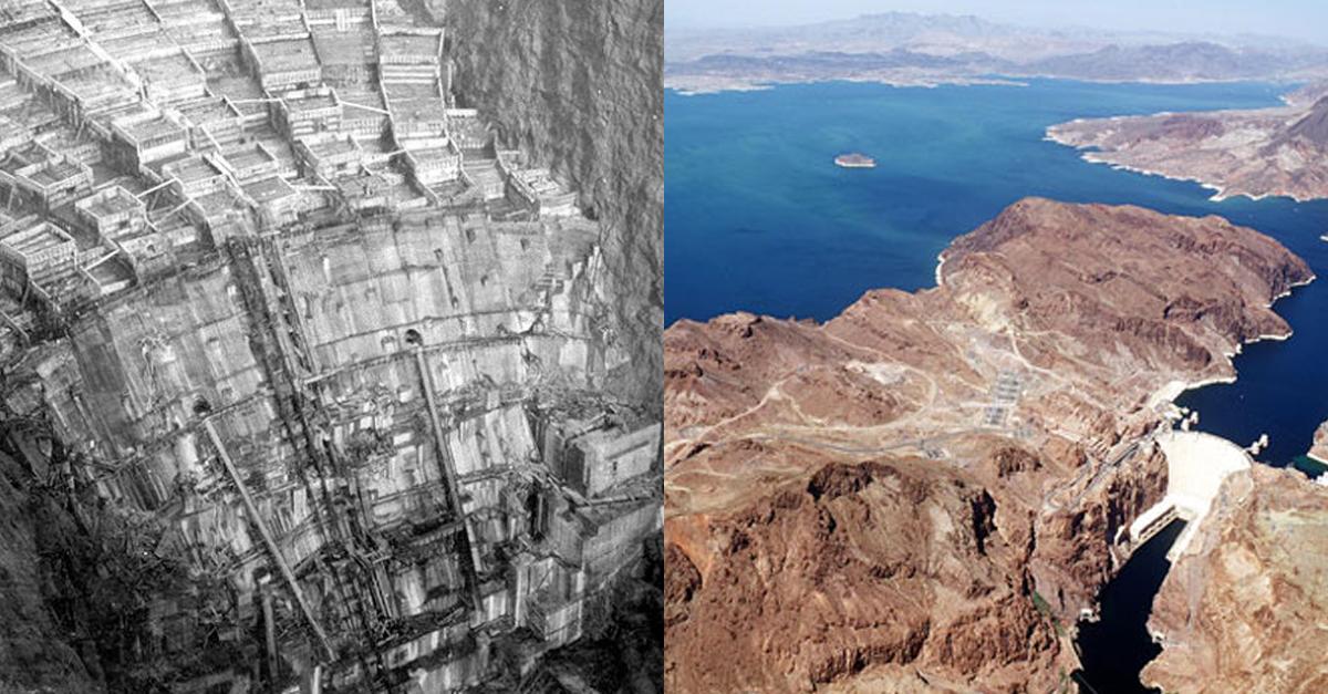 인류가 멸망해도 '10만 년'은남아있을 건조물…