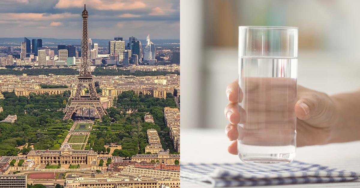 프랑스에서 '수돗물' 계속 마시면 걸린다는 질병…