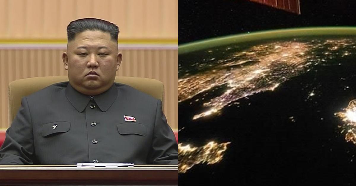 점점 더워지고 있는 북한의 심각한 상황....