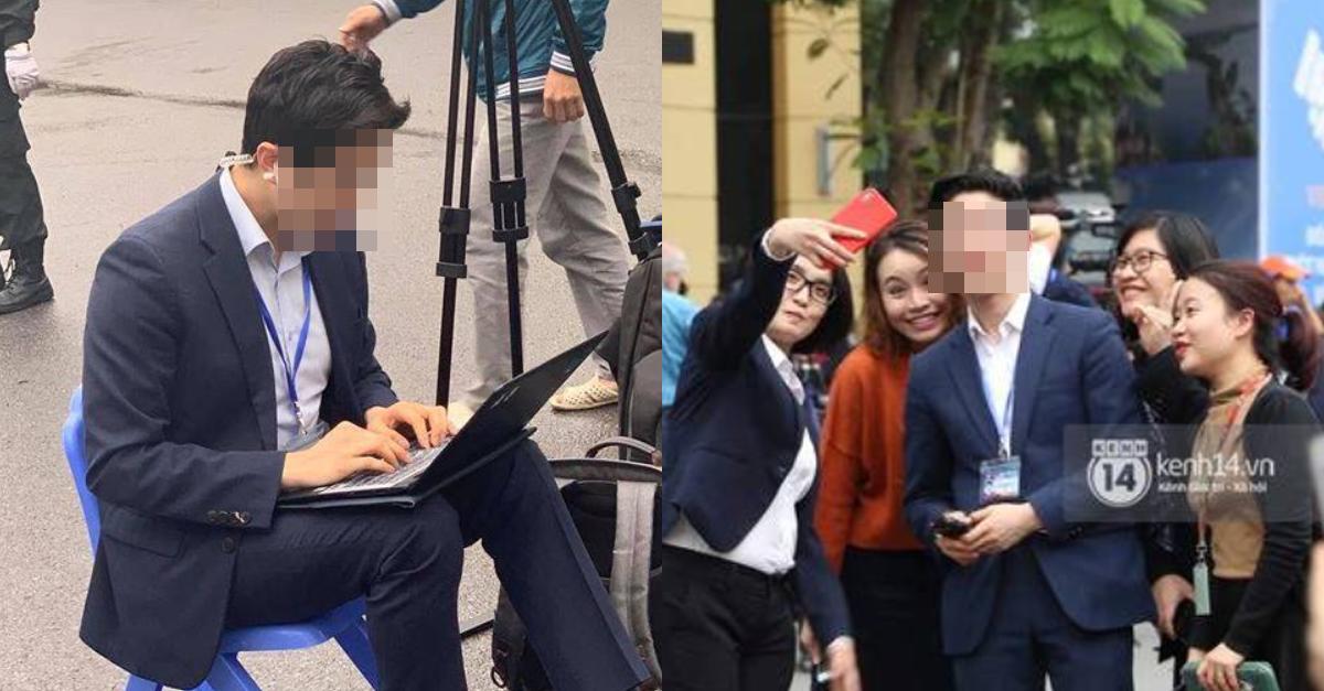 현재 베트남 여성들한테 가장 인기 많다는 한국 기자