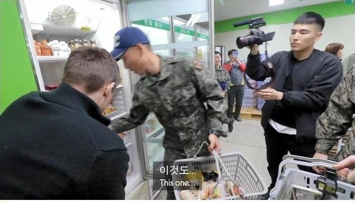 영국 군인이 한국 PX에서 화들짝 놀란 이유
