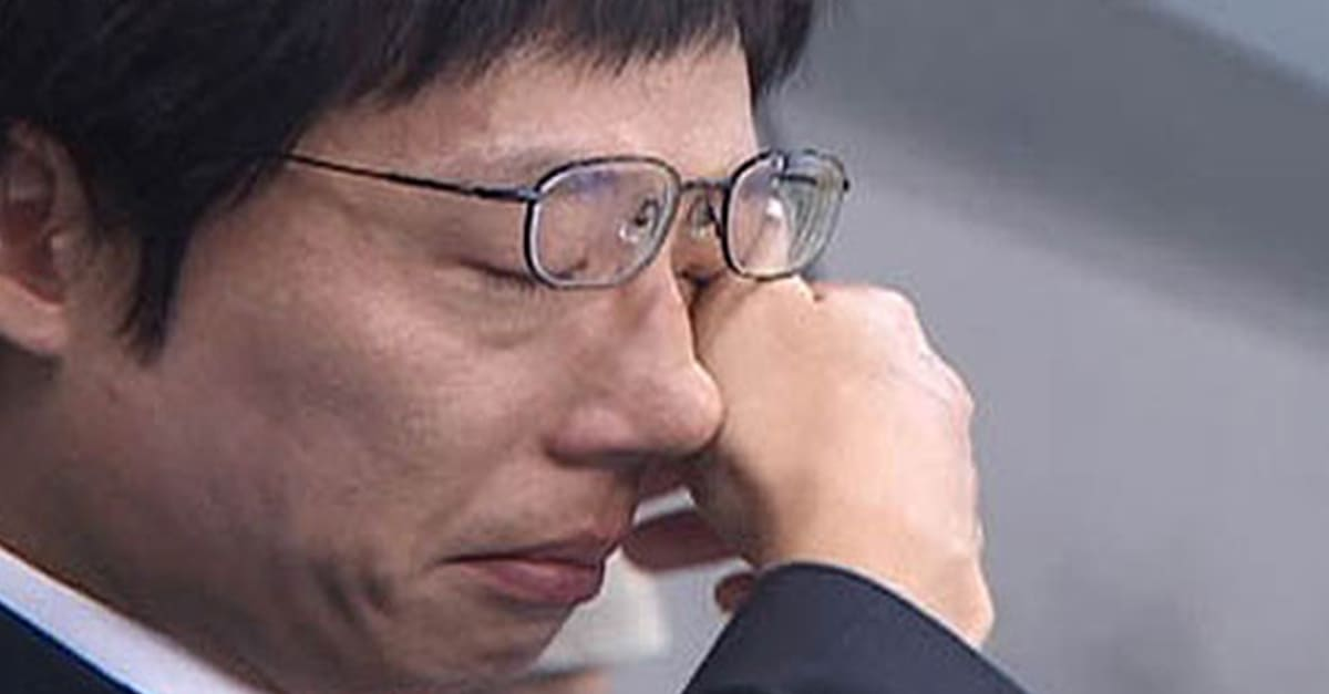 무한도전 촬영 도중, 유재석이 펑펑 울었던 이유