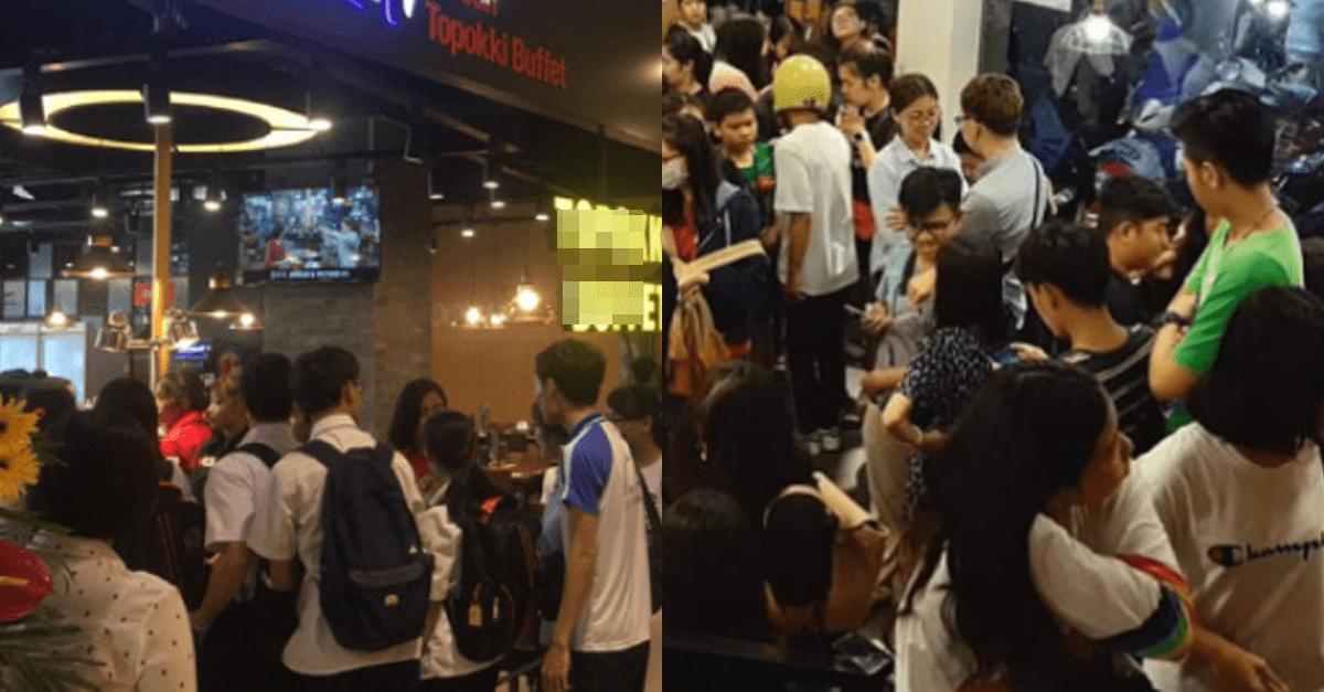 현재 '베트남'에서 엄청 대박났다는 한국 식당