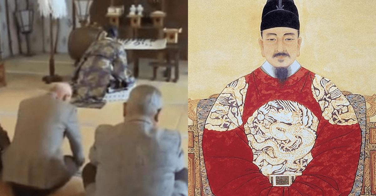 일본인들이 하다하다 '세종대왕'까지 욕하는 이유
