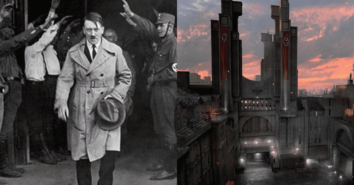'히틀러'가 계획했었다는 대규모 프로젝트…