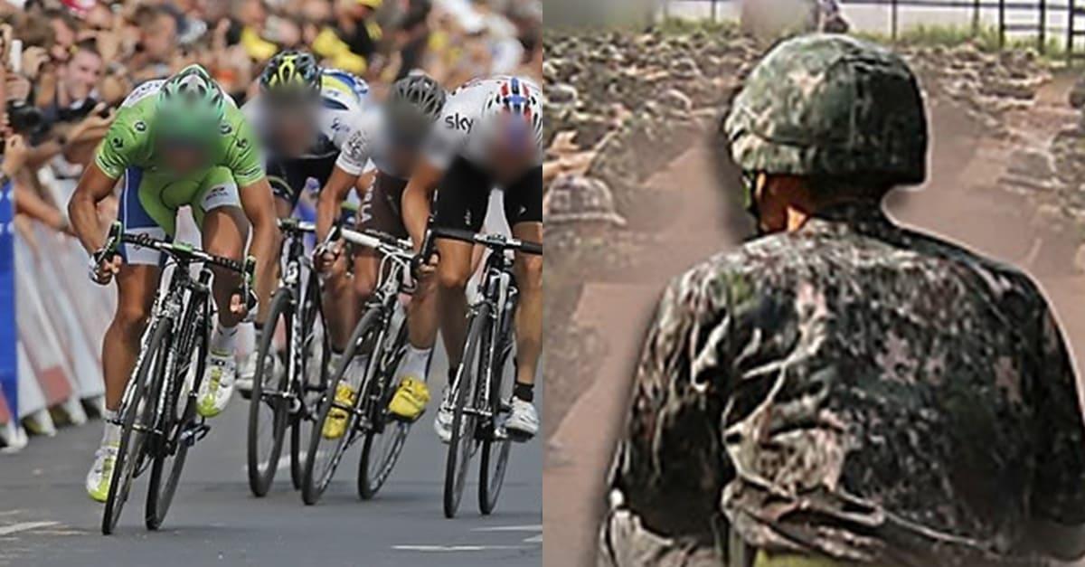 국가대표 선수들이 군 면제 받으려 했었던 방법…