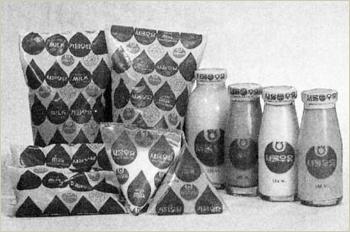 '바나나우유'가 하루에 팔려나가는 엄청난 양...