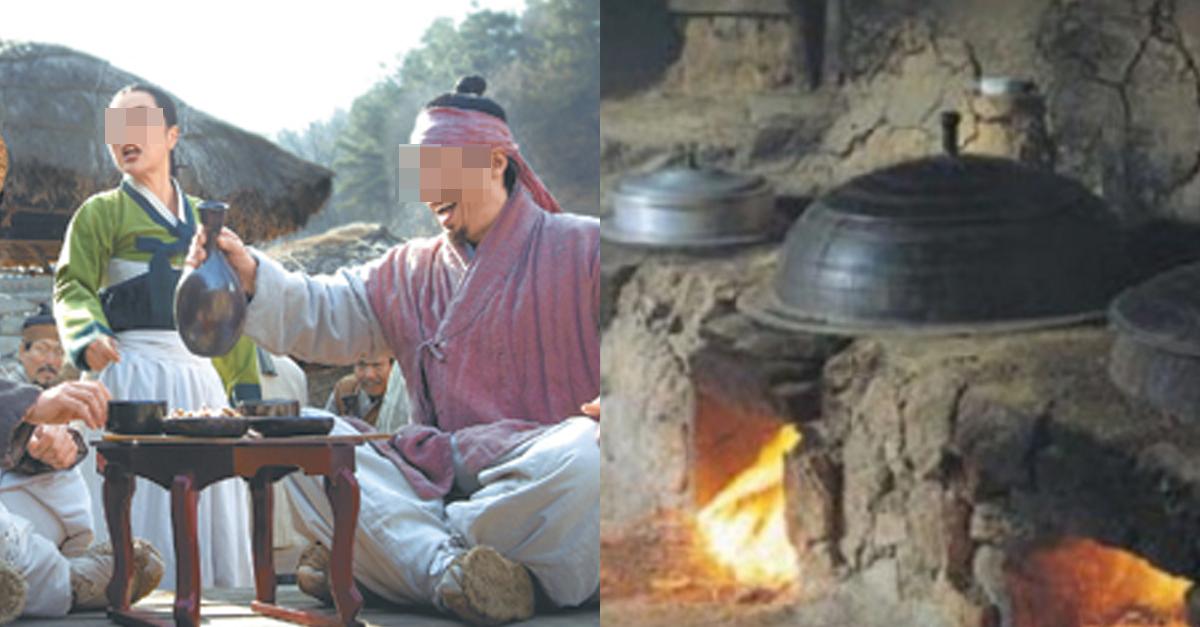 조선시대 당시 외국인이 실제 경험했다는 주막 모습
