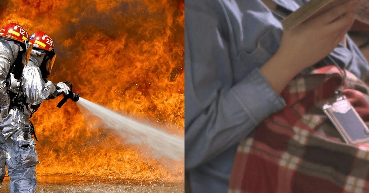 화재나면 탈출하기 가장 힘들다는 의외의 장소