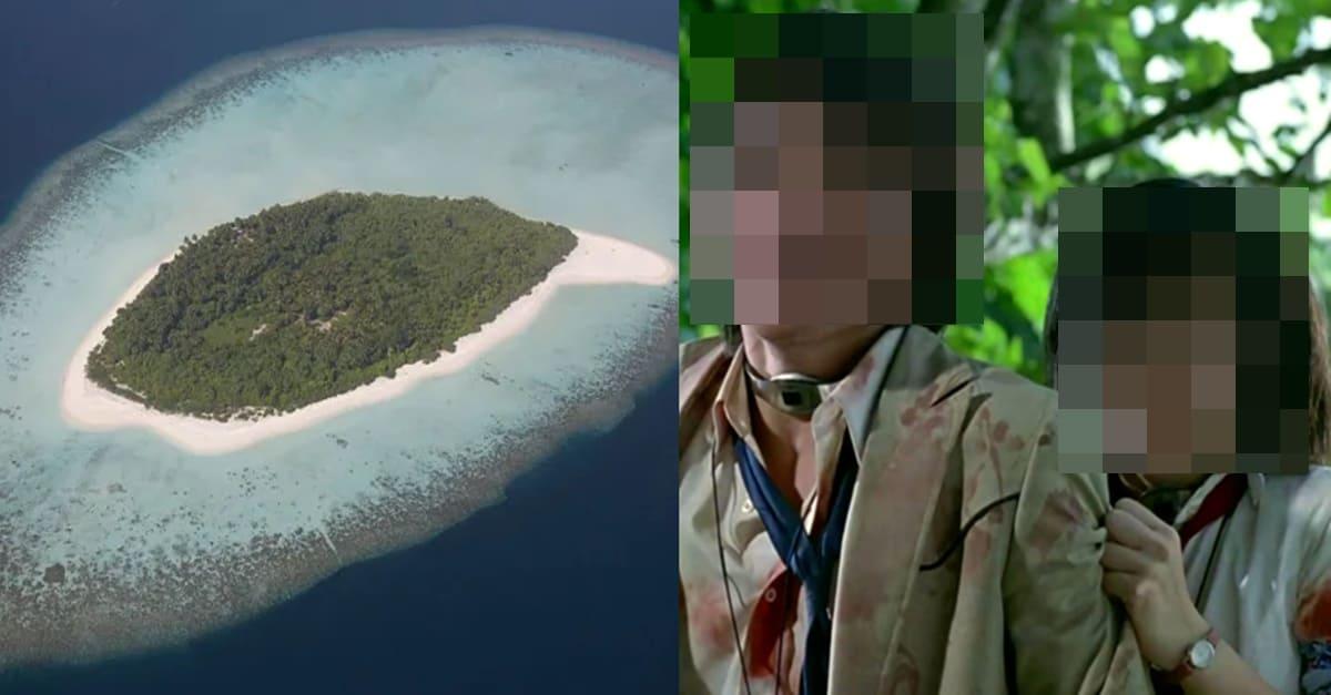 백만장자가 개인 섬에 100명 모아놓고 했던 이벤트