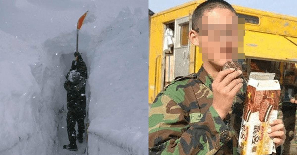 보자마자 탄식나오는 대한민국 군 생활 레전드.JPG