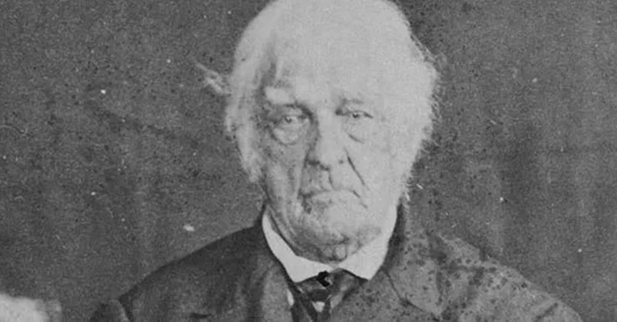 역사에 기록된 '1759년생' 남자 실제 얼굴
