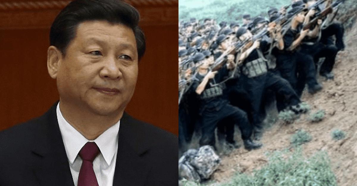 과거 중국이 전쟁 대비하려고 만들었던 물건 정체