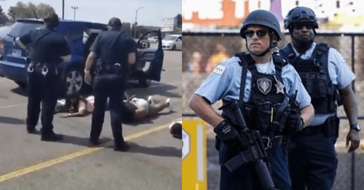 미국 경찰들 '과잉진압'이 엄청 심각한 이유..