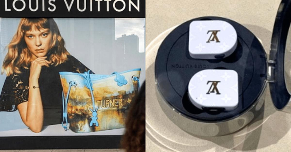 과거 루이비통에서 출시했던 무선 이어폰 가격 수준