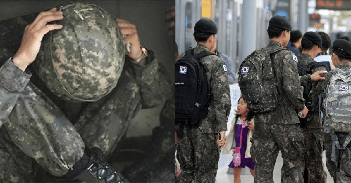 엄청 심하게 '동기' 괴롭히다 체포됐던 군인 수준..