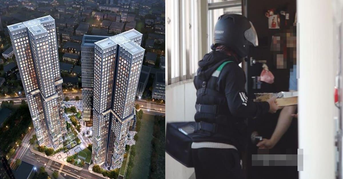 국내에서 가장 비싼 아파트에서 벌어지고 있는 일..