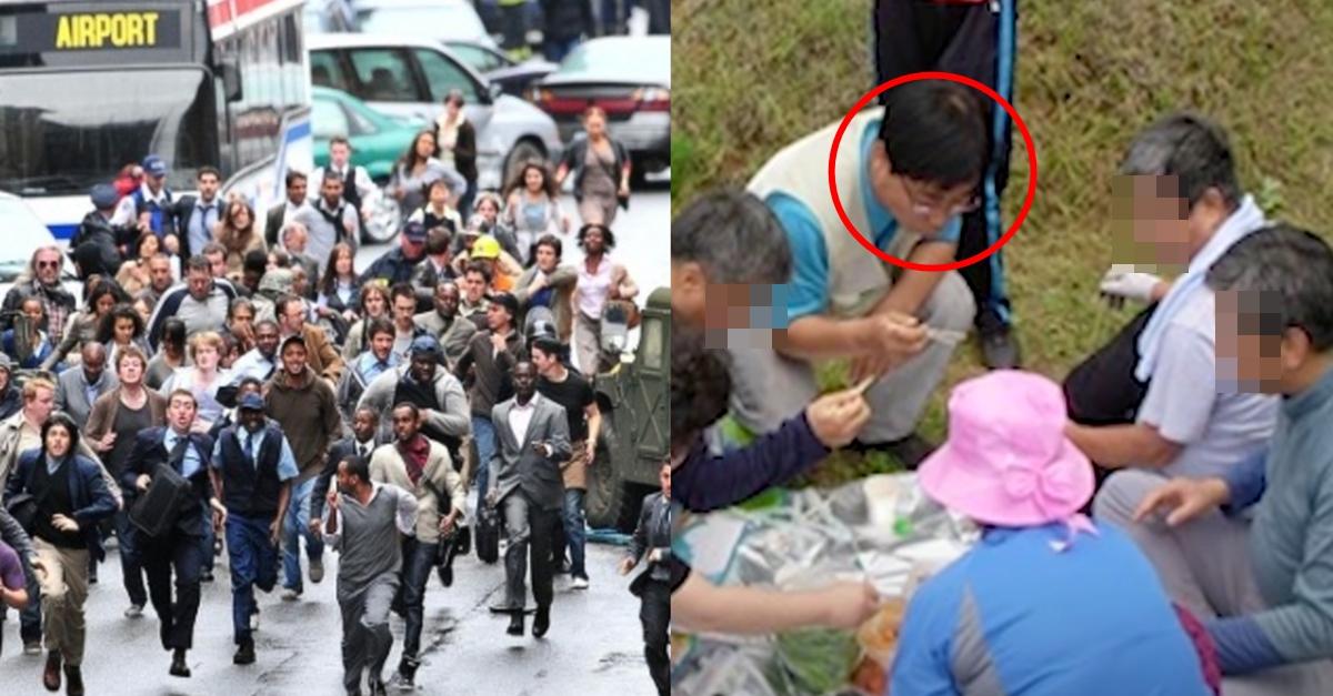 미국을 공포에 몰아넣은 생명체들을 한국인이 5분만에 초토화시킨 사건