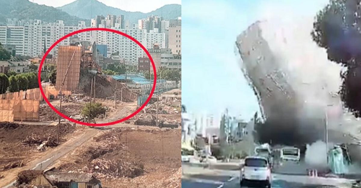 """""""광주 건물 붕괴 사건 원래 예견된 일이었습니다""""(+증거)"""