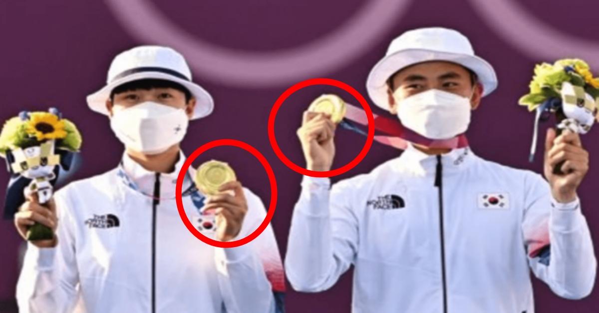 도쿄올림픽 메달 획득한 선수들 전부 갖다 버려야 할 상황