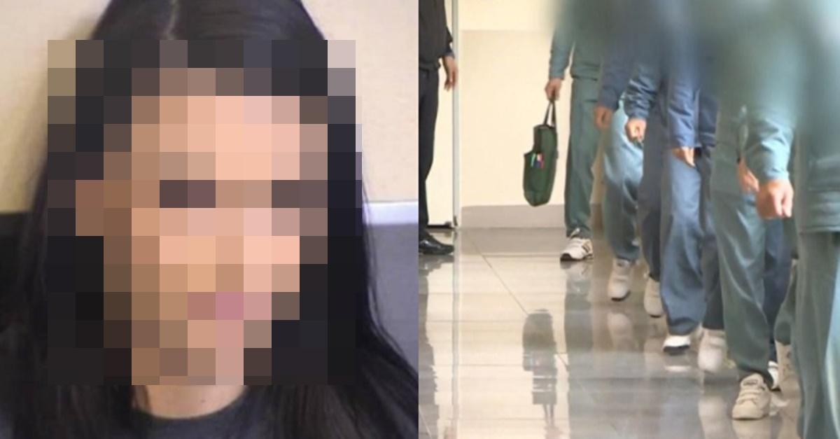 수감자들이랑 X스 하려고 바지에 구멍낸 여자 교도관 사건 발생  (+신상)
