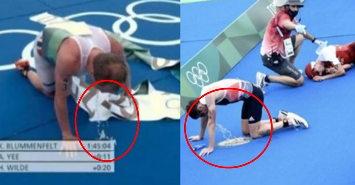 현재 선수들 구토하고 있다는 도쿄 올림픽 참사 수준 (+일본 반응)