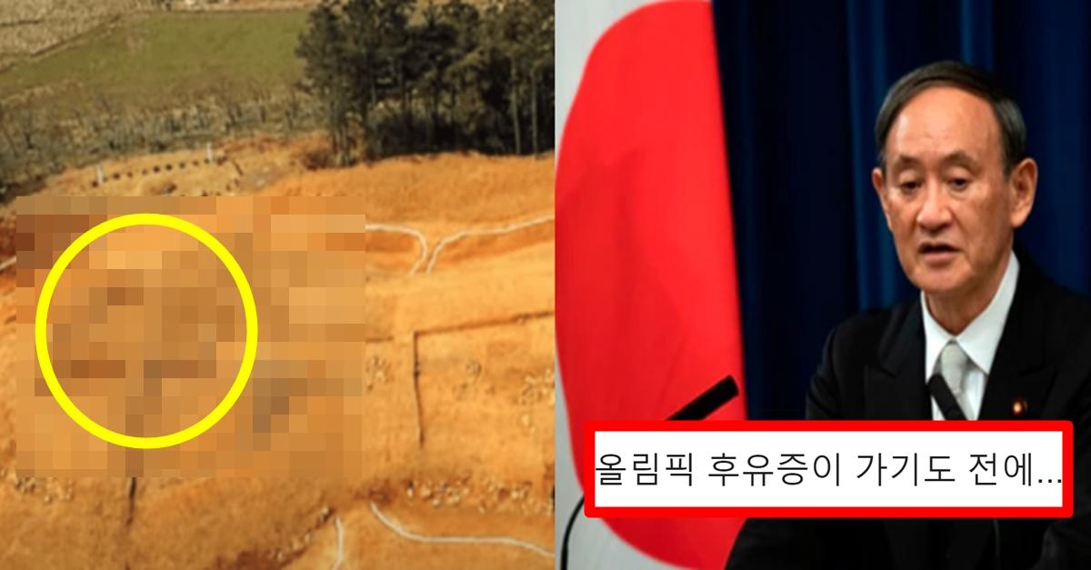 한국 정부가 30년 전 발견된 무덤 꽁꽁 감췄다가 최근에 공개하자 난리난 일본