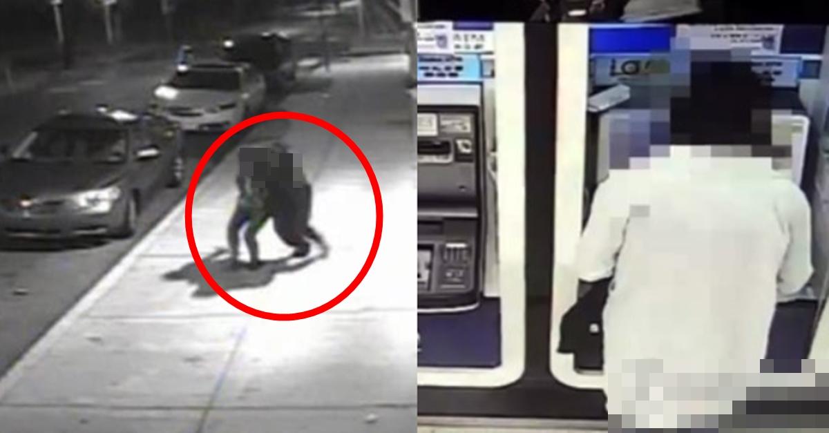 납치범 5명이 여중생을 1시간 만에 집에 돌려보낸 이유 (+반전)