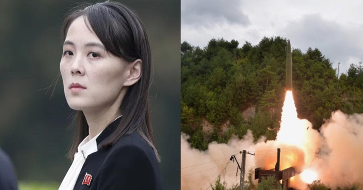 """[속보] """"동해 800km 목표"""" 북한 미사일 발사"""