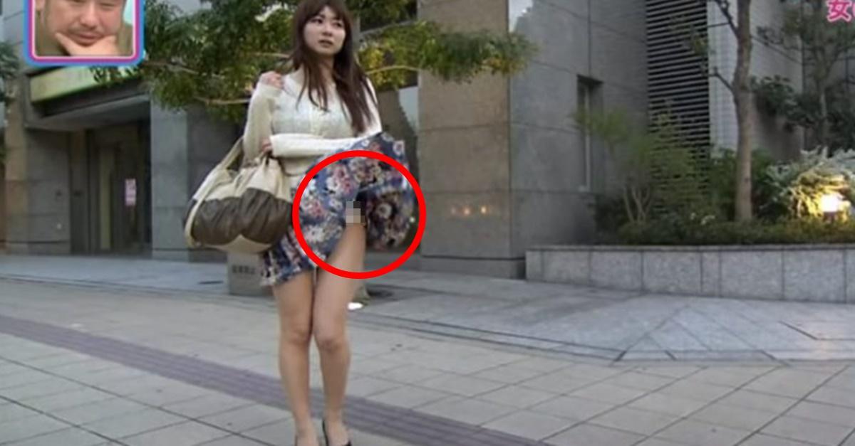 """""""여자 옷이.."""" 일반 재난 생방송에서 발생한 역대급 방송사고 사태"""